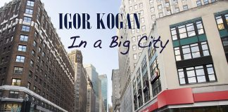 Absolutely stunning all original debut Igor Kogan