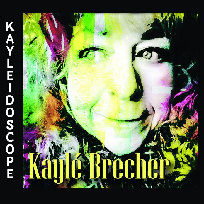 Deliciously diverse jazz vocals Kayle Brecher