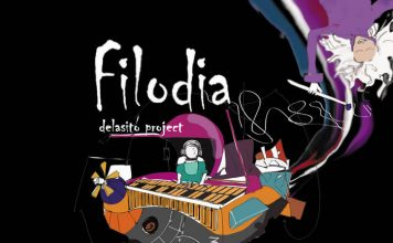 Especially enchanting musical beauty Delasito Project