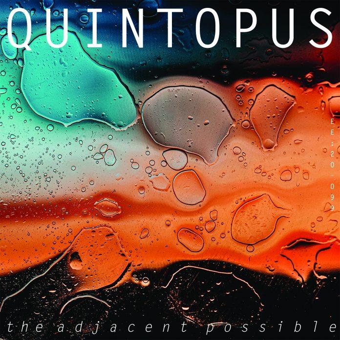 Exciting esoteric electropop futurism Quintopus