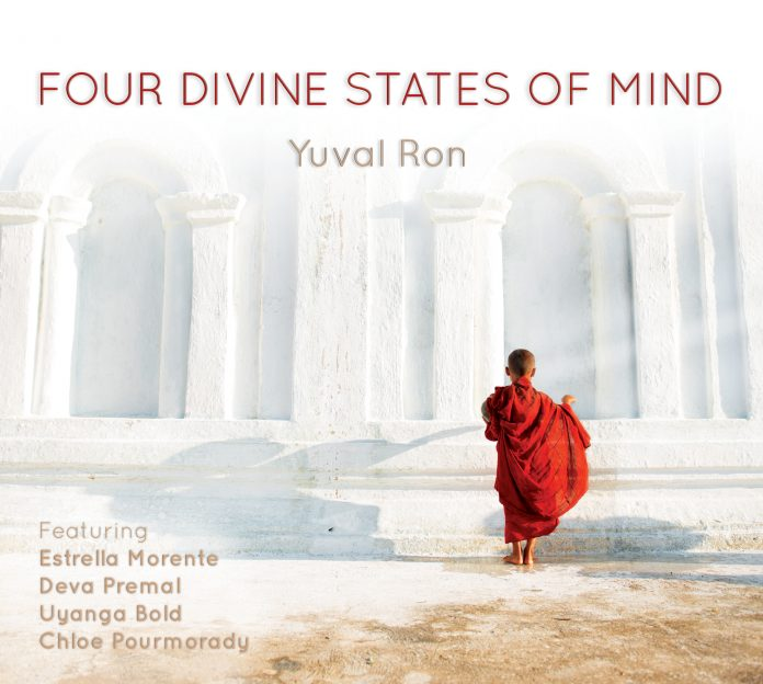 Ultimately inspiring world music Yuval Ron/Metta Mindfulness Music