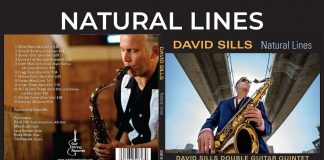 Highly spirited ultra cool jazz David Sills