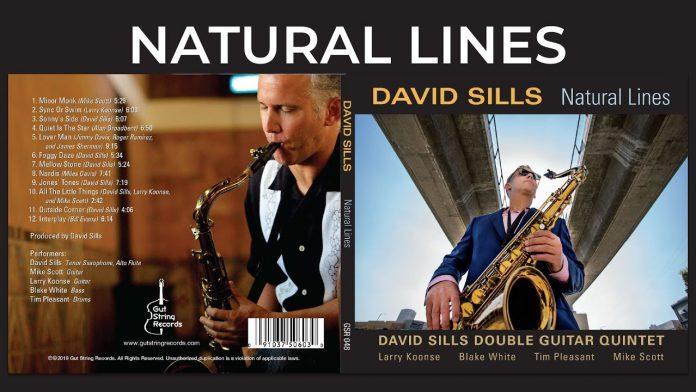 Highly spirited ultra cool jazz David Sills