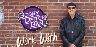 Timely powerful uplifting soul Bobby Deitch Band