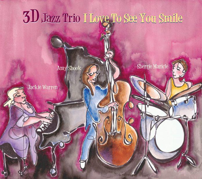 Straight up friendly jazz 3D Jazz Trio