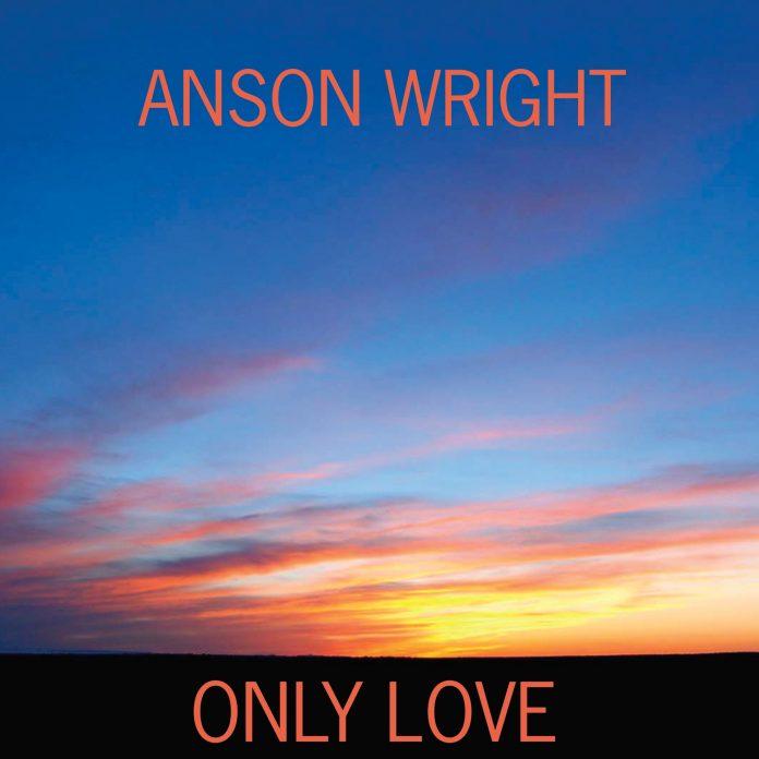 Stylish svelte jazz guitar Anson Wright
