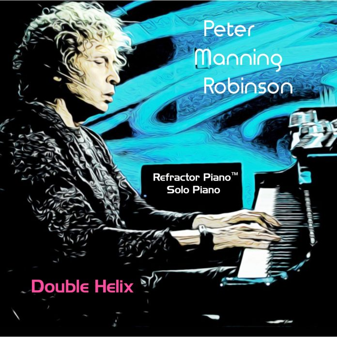 Sweetly swerving solo piano Peter Manning Robinson