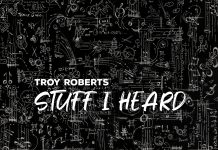 Highly sophisticated jazz saxophone Troy Roberts