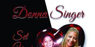 Vivacious vocal verve Donna Singer