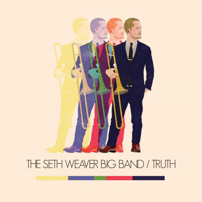 Totally talented trombone big band jazz Seth Weaver Big Band