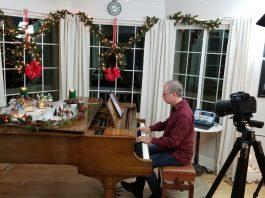 Ultra sensitive piano seasonal joy Gary Schmidt