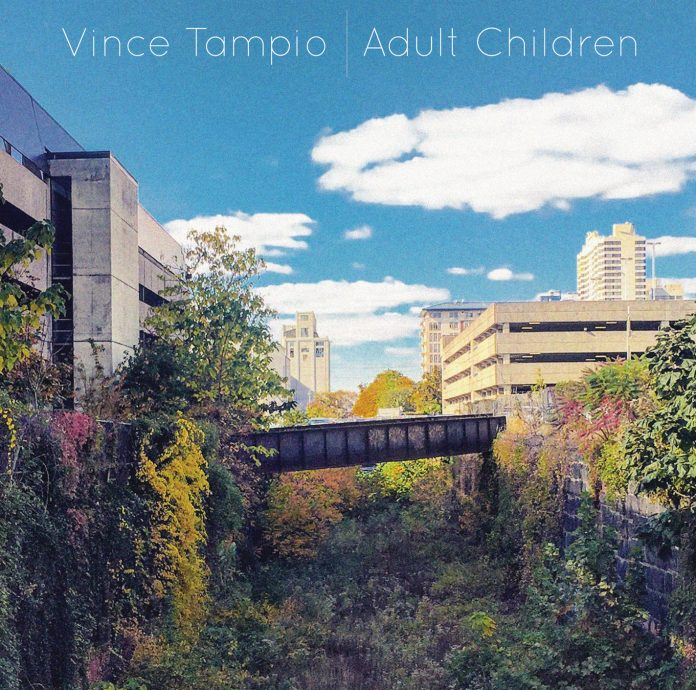 Awesomely improvised jazz Vince Tampio