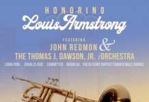 Absolutely amazing Louis Armstrong tribute John Redmon