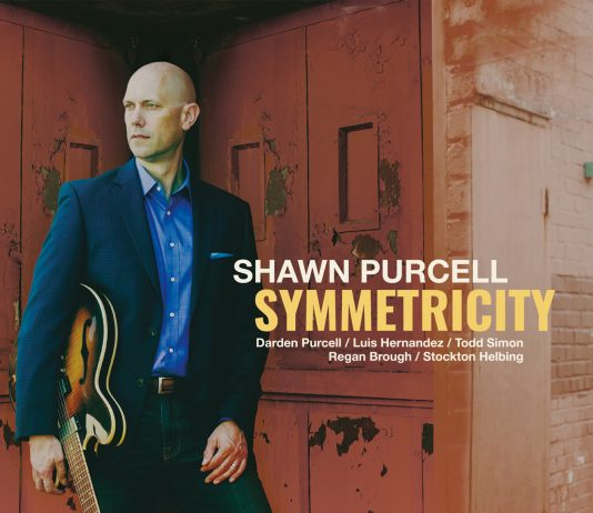 Mightily impressive jazz guitar Shawn Purcell