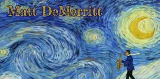 High energy exciting jazz Matt DeMerritt