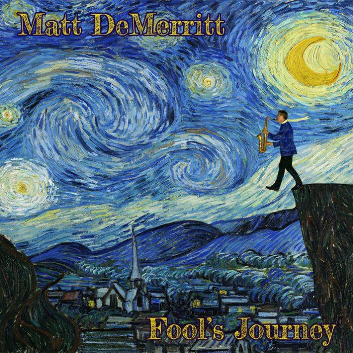 High energy exciting jazz Matt DeMerritt