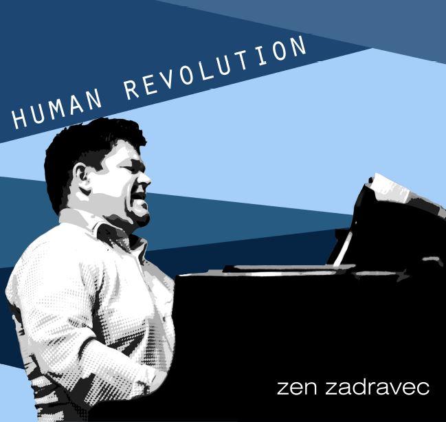 Volcanic jazz communication Zen Zadravec