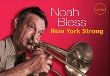 Highly spirited Afro Cuban post bop Noah Bless