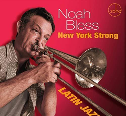 Highly spirited Afro Cuban post bop Noah Bless