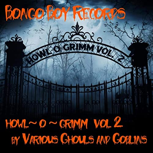 Spooky seasonal tribute Bongo Boy Records