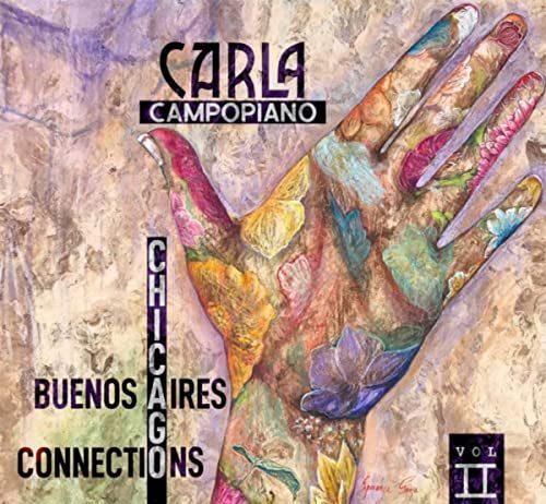Exquisitely intimate jazz trio Carla Campopiano Trio