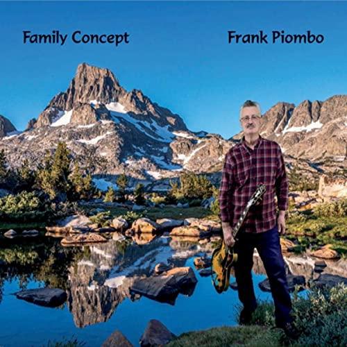 Spirited soulful jazz guitar Frank Piombo