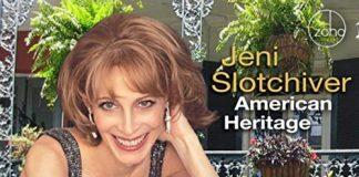 Bustling beautiful American piano Jeni Slotchiver