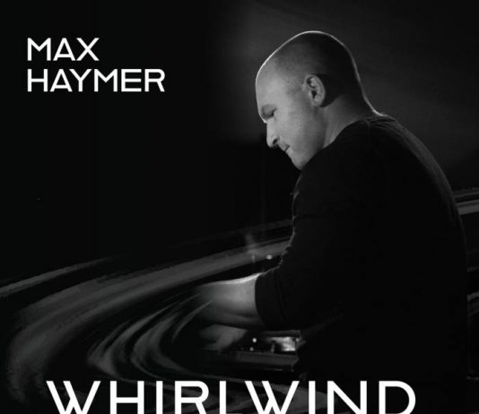 Highly energetic jazz piano Max Haymer
