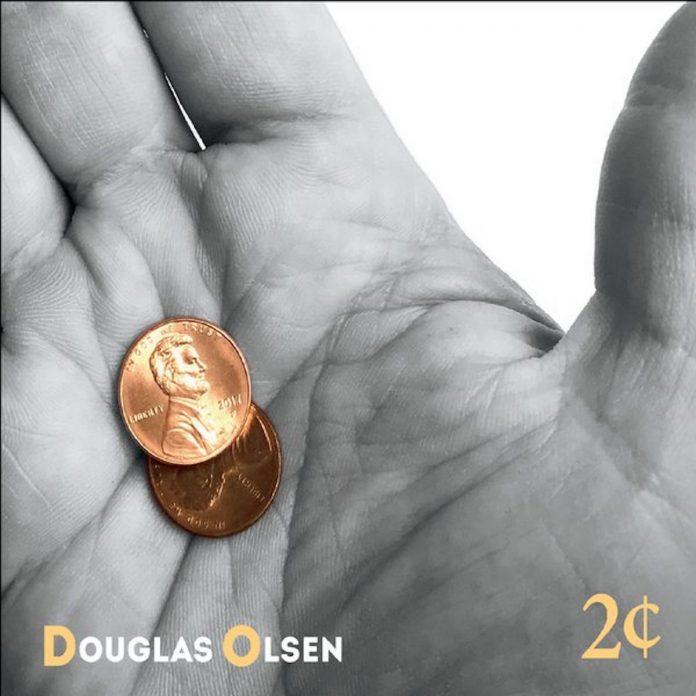 Excitingly bold jazz trumpet Douglas Olsen