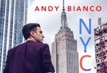 Deliciously dynamic jazz Andy Bianco
