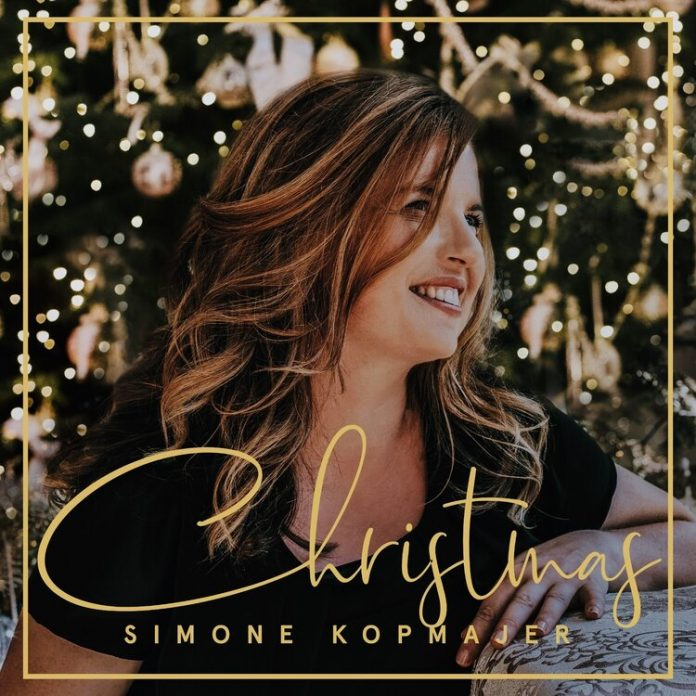 Spirited sensual holiday jazz Simone Kopmajer