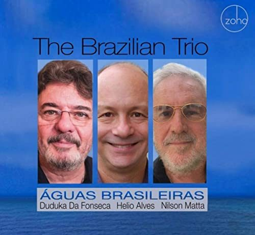 Beautiful Brazilian jazz trio The Brazilian Trio