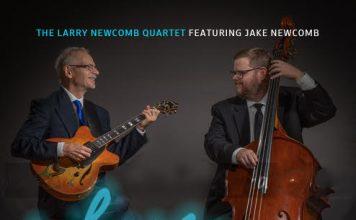 Fantastic father son jazz Larry Newcomb Quartet