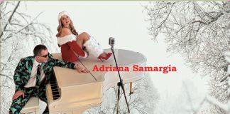 Creatively unique Christmas jazz Robert Prester & Adriana Samargia