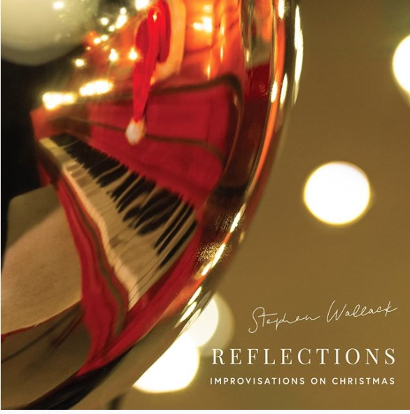 Intimately inspiring seasonal piano Stephen Wallack