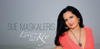 Beautiful Brazilian and Afro-Cuban jazz Sue Maskaleris