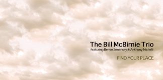 Amazing new jazz combinations Bill McBirnie Trio