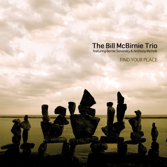Amazing new jazz combinations Bill McBirnie Trio
