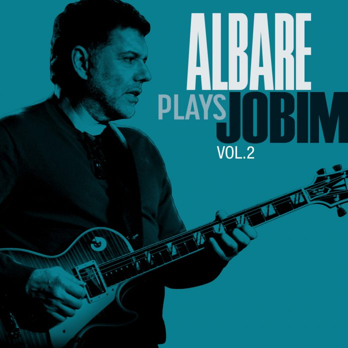 Delightfully lush guitar magic Albare