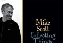 Dynamically expressive jazz guitar dynamite Mike Scott