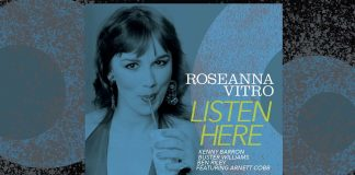 Rousing jazz debut reissue Roseanna Vitro