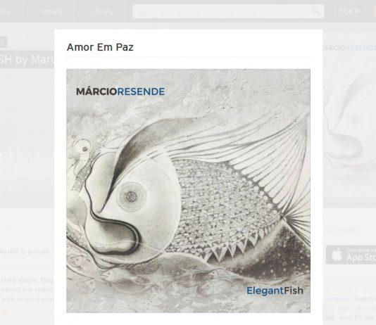Splendidly sensual saxophone jazz Márcio Resende