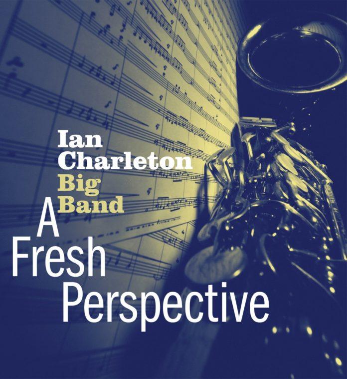 Exciting modern big band jazz Ian Charleton Big Band