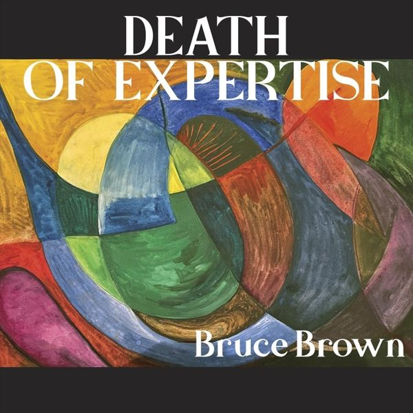 Witty winsome hip vocal jazz Bruce Brown