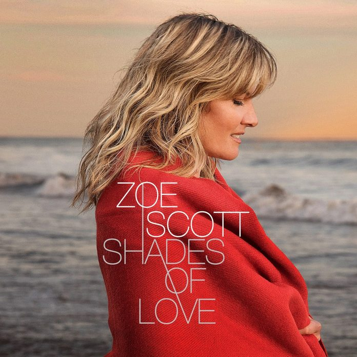 Rousing romantic jazz vocals Zoe Scott
