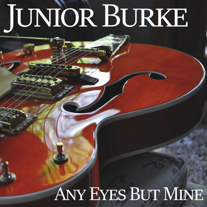 Tantalizing tasty guitar magic Junior Burke