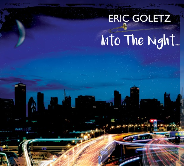 Downright funky jazz trombone Eric Goletz