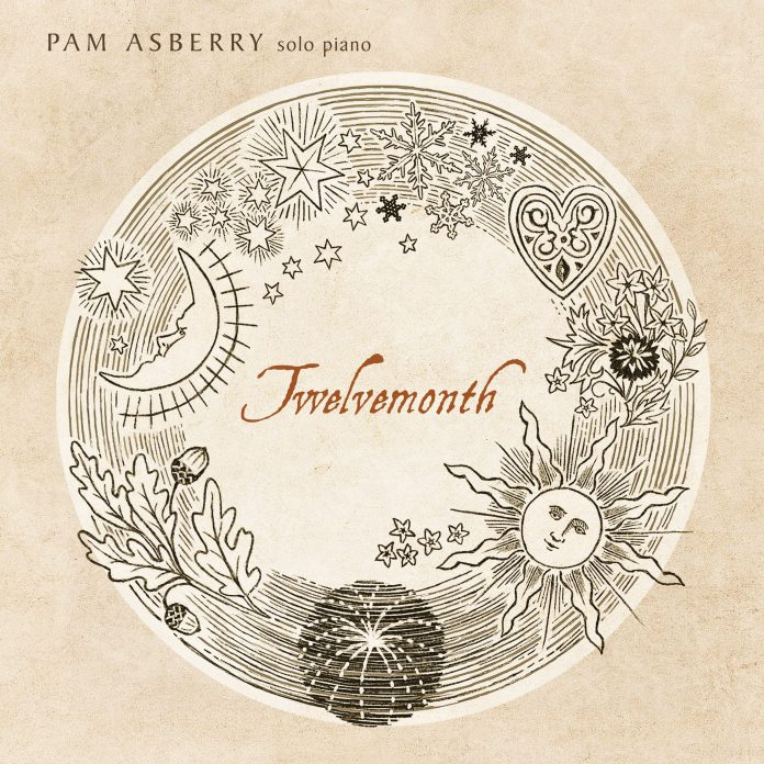 Brilliantly buoyant piano beauty Pam Asberry