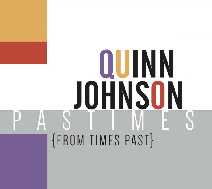 Lovely jazz memories during lockdown Quinn Johnson