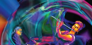 Stunning sonic suite Joanne Lazzaro